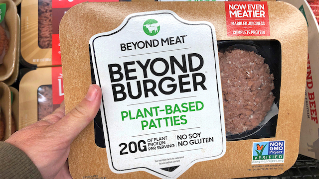 The COVID-19 pandemic is fuelling a boom in the plant-based food industry and Australia has a role to play